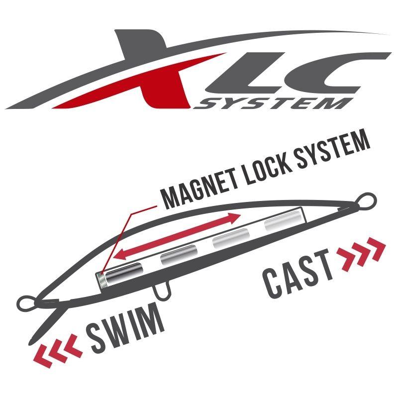 Isca Artificial Marine Sports Rei do Rio 95  - MGPesca