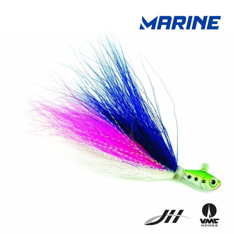 Isca Artificial Marine Sports Streamer Jig By JH - 20g  - MGPesca