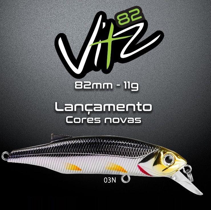 Isca Artificial Marine Sports Vitz 82  - MGPesca