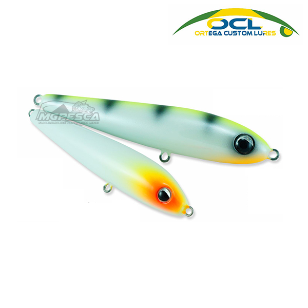 Isca Artificial OCL Lures Control Minnow 85   - MGPesca