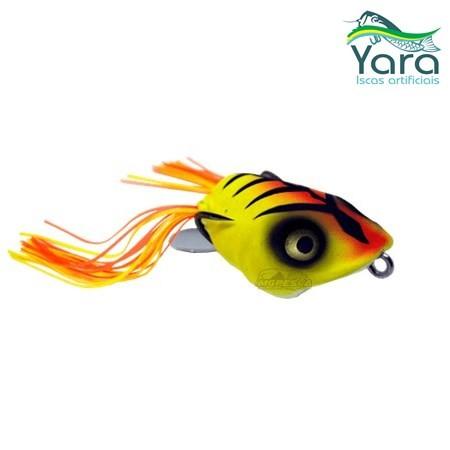 Isca Artificial Yara Jump Frog 4,5 cm 9 gramas  - MGPesca
