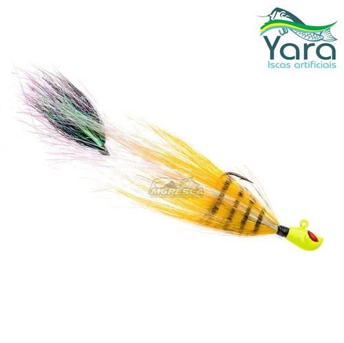 Isca Artificial Yara Killer Jig 17g 6/0 By Eduardo Monteiro  - MGPesca