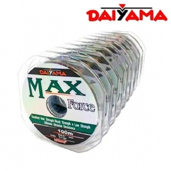 Linha Dayama Max Force 100m  - MGPesca