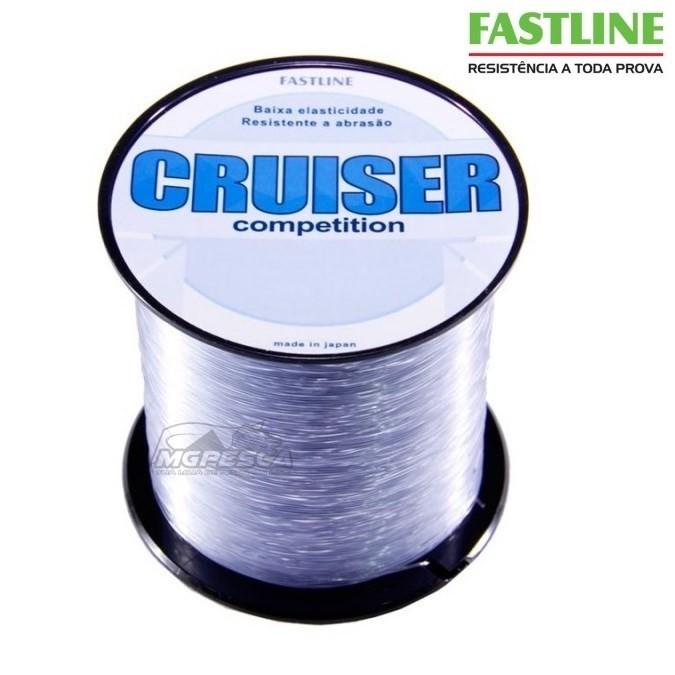 Linha Fastline Cruiser Competition - 500m  - MGPesca