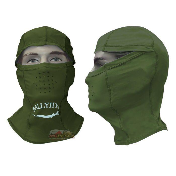 Máscara de Proteção Ballyhoo Capuz Ninja - 105 Militar