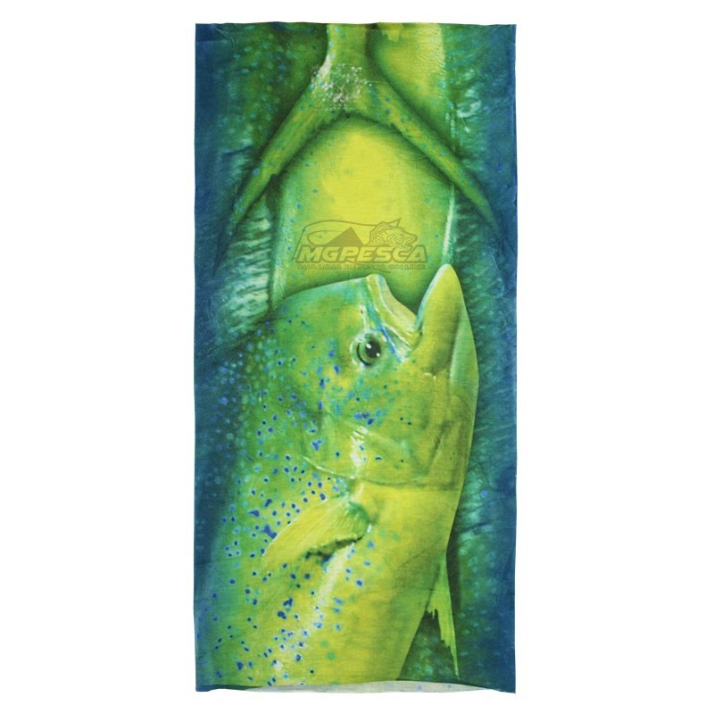 Mascara de proteção solar Albatroz Top Skin - Serie Fishes  - MGPesca