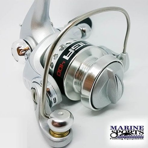 Molinete Marine Sports Tiga 400  - MGPesca