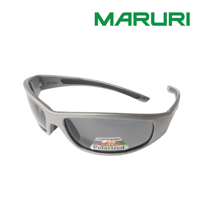 Óculos Polarizado Maruri DZ1320 - Prata  - MGPesca