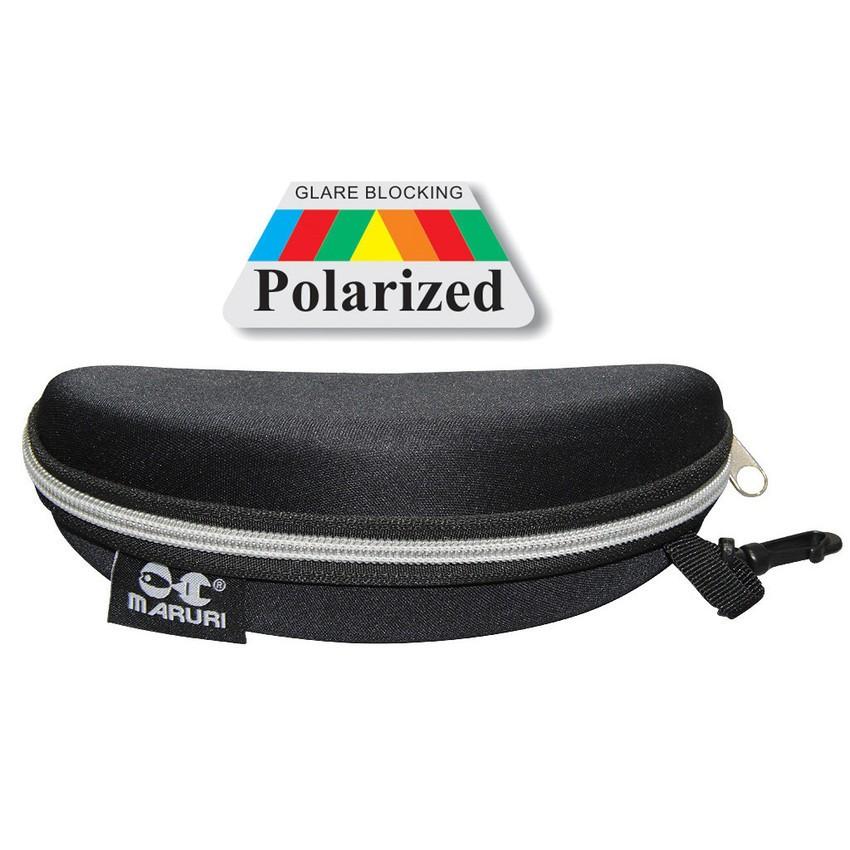Óculos Polarizado Maruri DZ6501 Plating (Espelhado)  - MGPesca