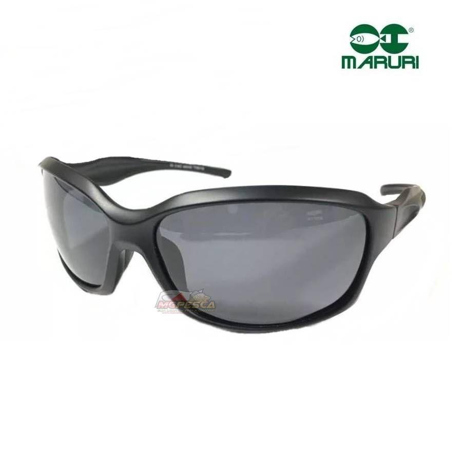 Óculos Polarizado Maruri ST-9977 Smoke   - MGPesca