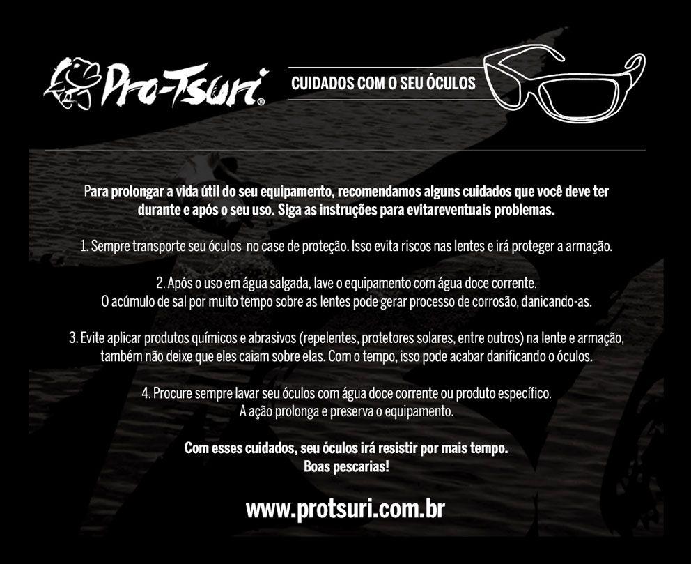 Óculos Polarizado Pro-Tsuri VENOM  - MGPesca