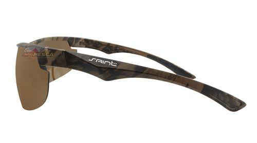 Óculos Saint Plus Polarizado - Bravo Camou  - MGPesca