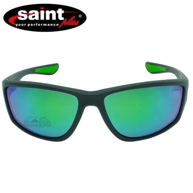 Óculos Saint Plus Polarizado - Fluence Green  - MGPesca