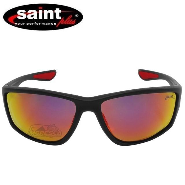 Óculos Saint Plus Polarizado - Fluence Red  - MGPesca