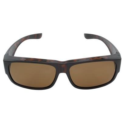 Óculos Saint Plus Polarizado - Over Glass Brown  - MGPesca