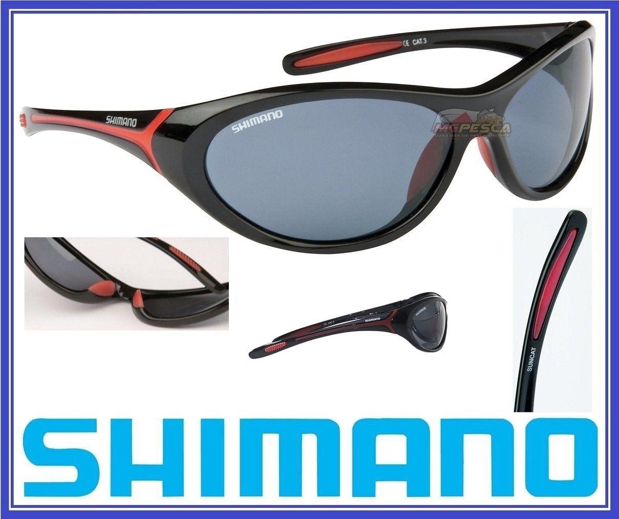 Óculos Shimano Polarizado Sunglass Catana - Suncat  - MGPesca