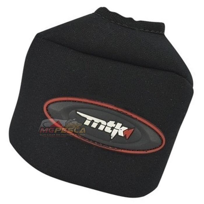 Protetor MTK Vinilprene para Carretilha Perfil Baixo P  - MGPesca