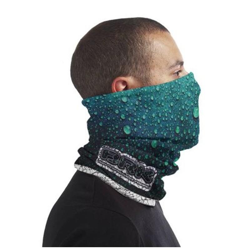 Máscara de Proteção Solar Tube Neck BRK Fishing - Várias Estampas  - MGPesca