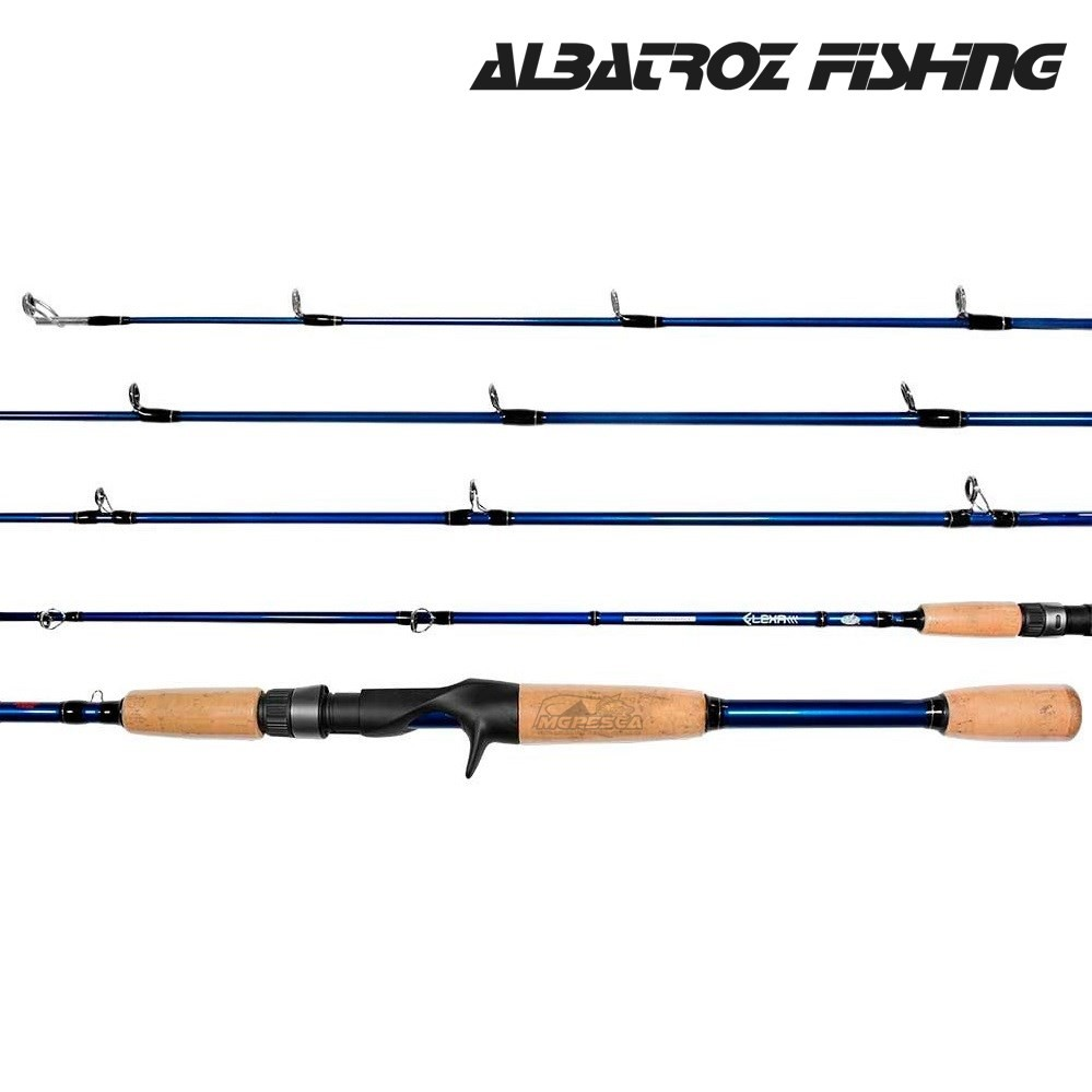 Vara para carretilha Albatroz Flexa III 602 Cast - 6