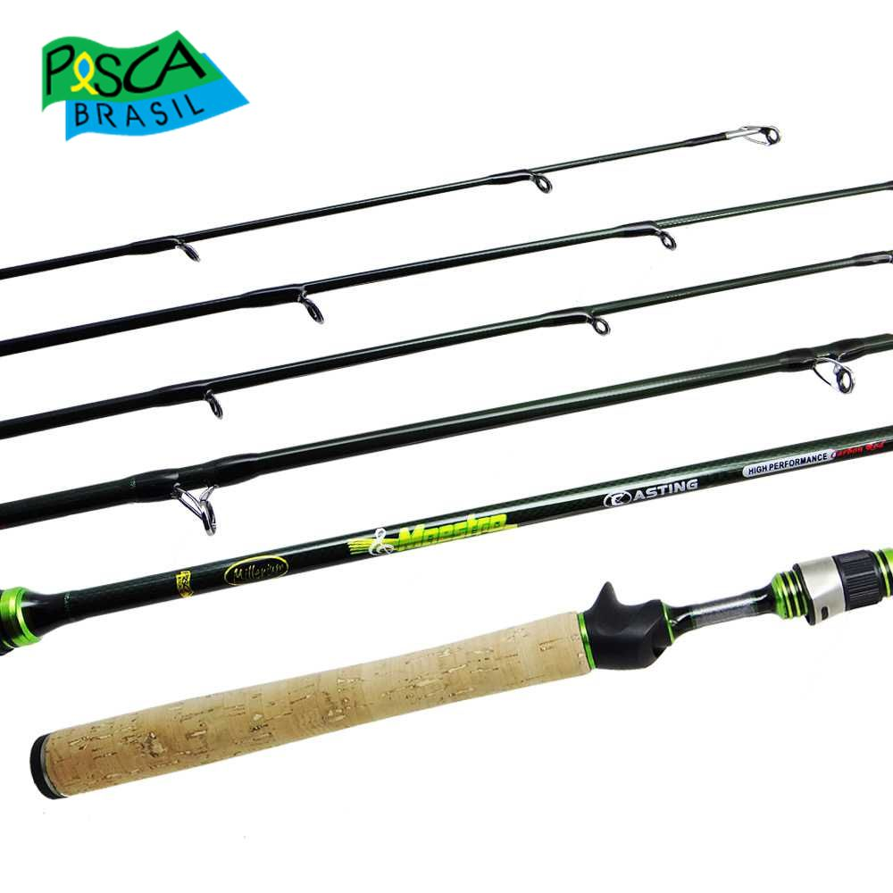 Vara para carretilha Pesca Brasil Millenium New Maestro 20C 5'6