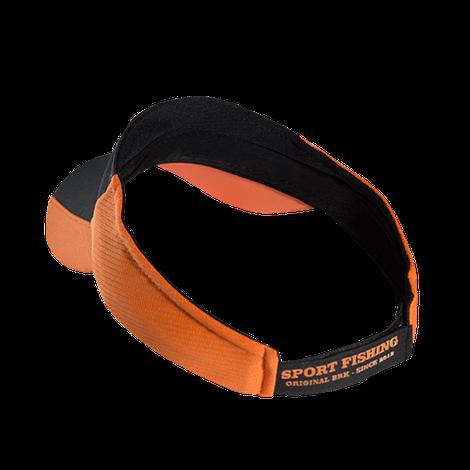 Viseira BRK  V003 Sport Orange Black  - MGPesca