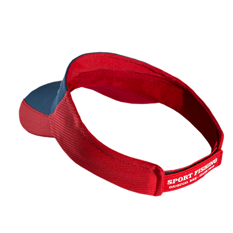 Viseira BRK V001 Red Blue  - MGPesca