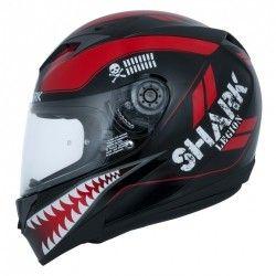 Capacete Shark S700 Legion KGR