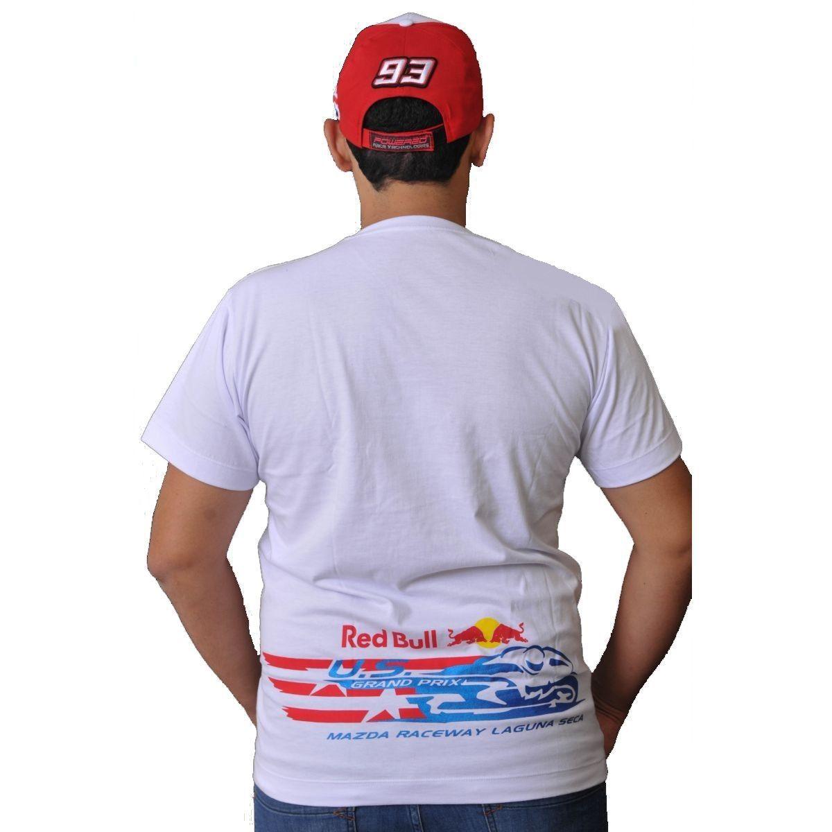 Camiseta Red Bull Original Powered