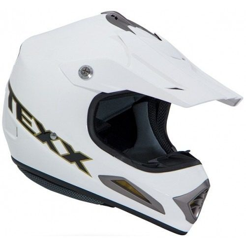Capacete Texx Speed Mud Cross Unicolor