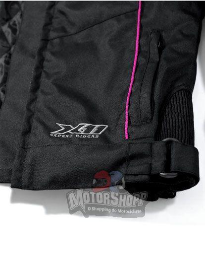 Jaqueta Motociclista X11 First Feminina