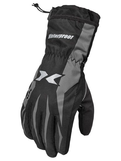 Luva Motociclista X11 Dry Impermeável