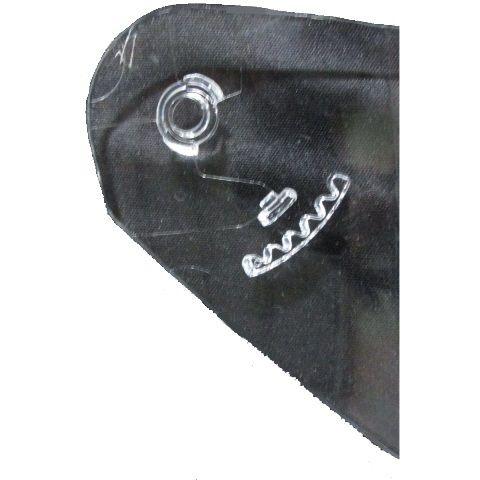 Viseira para capacete LS2 FF366 LS2 FF384   FF369 Escamotiavel