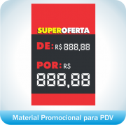 "Tag de Preço ""Super Oferta"""