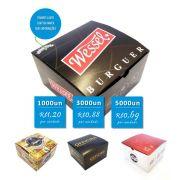 Box | Embalagem para Hambúrguer Personalizada - 1000 Unidades