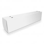 Caixa| Embalagem para Delivery 1 Churros BRANCO - 100 unidades