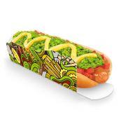 Caixa | Embalagem para Hot Dog 19cm VERDE - 100 Unidades