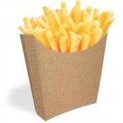 Caixinha | Embalagem para Batata Frita KRAFT - 100 unidades