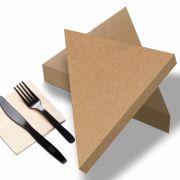 Delivery | Embalagem de Fatia de Pizza para Viagem KRAFT - 100 unidades