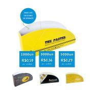 Embalagem Personalizada para Pastel - 1000 unidades