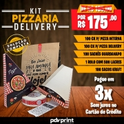 KIT Pizzaria Delivery