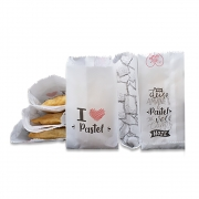Saco de Papel para Pastel - GRANDE - 100 unidades