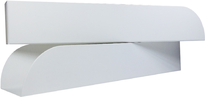 Embalagem para Churros Branca - 100 unidades