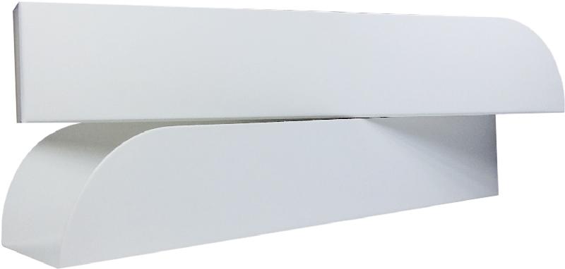 Embalagem para Churros Branca - 1000 unidades