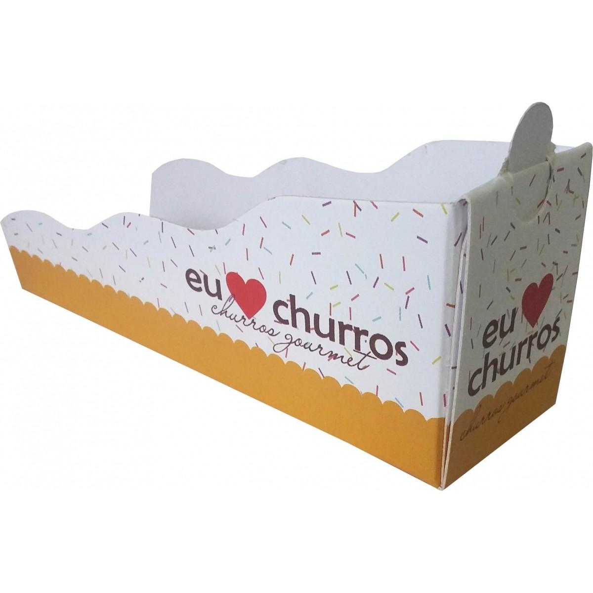 Embalagem para Mini Churros - 1000 unidades