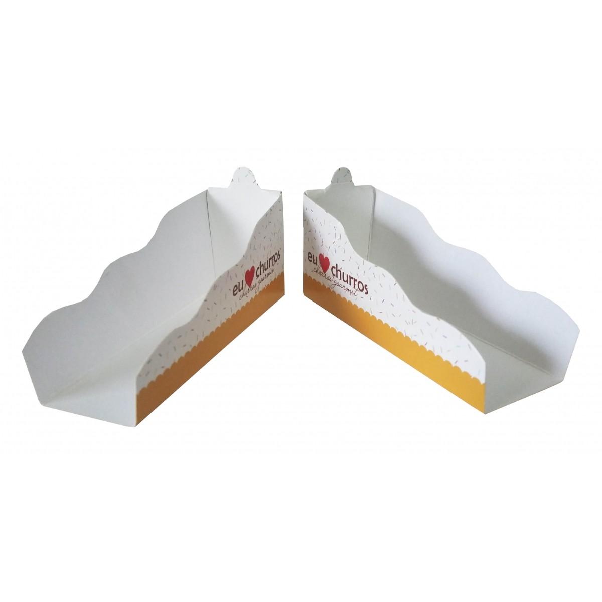 Embalagem para Mini Churros - 500 unidades
