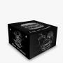 Box   Embalagem para Hambúrguer GRANDE VÁRIAS CORES