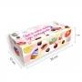 Delivery | Caixa para 2 Donuts, Doces e Rosquinhas - 100 unidades