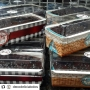 Forma | Embalagem para Bolo Inglês Caseirinho s/ Tampa KRAFT - 100 Unidades