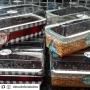 Forma | Embalagem para Bolo Inglês Caseirinho s/ Tampa VIME - 100 Unidades