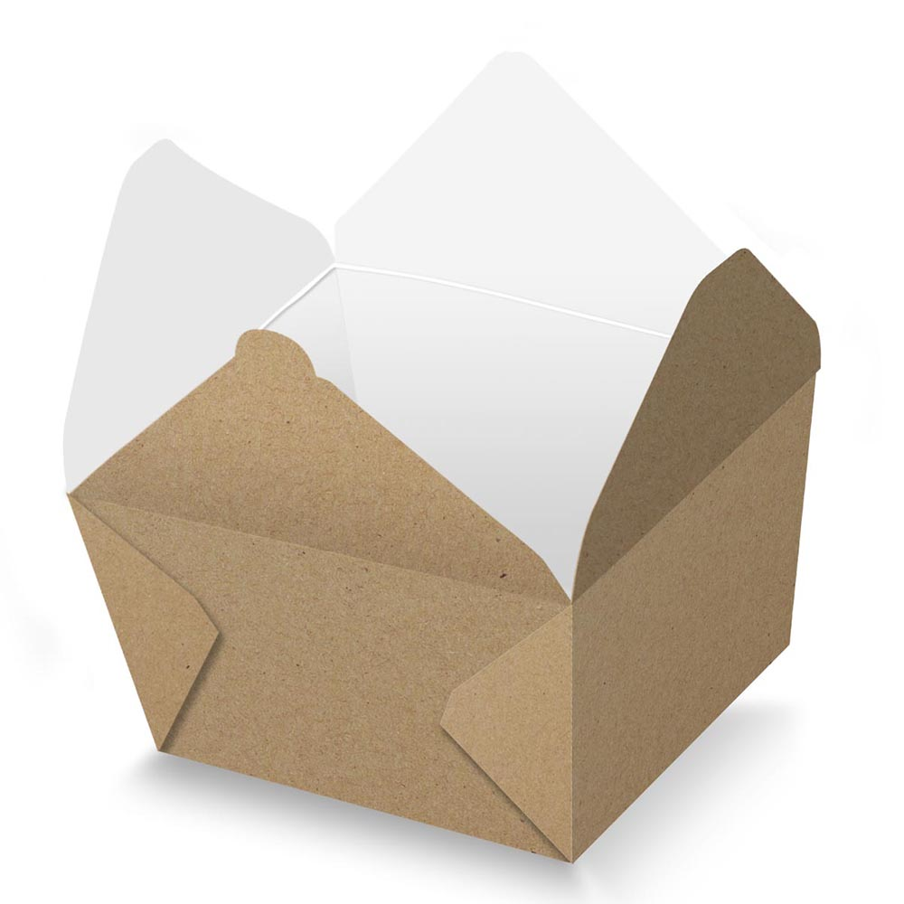 Delivery | Embalagem para Carne ou Frango Assado, Frito ou Grelhado KRAFT - 100 unidades